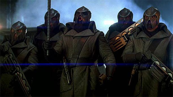 Trek Klingons