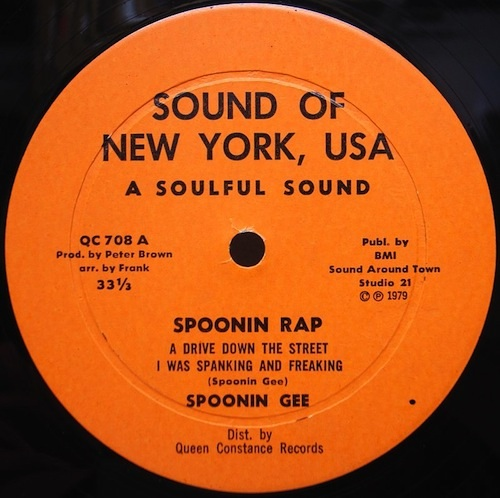 spoonin rap