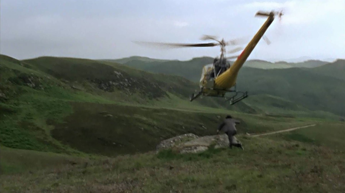 Helicopter chase FRWL