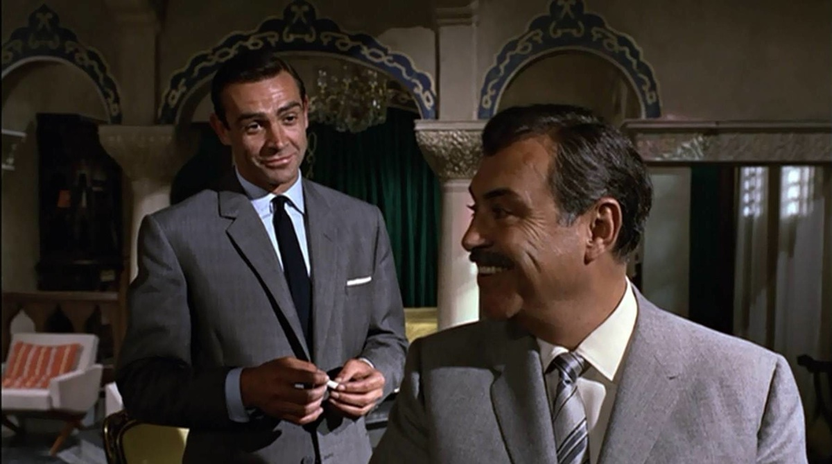 Armendariz and Connery