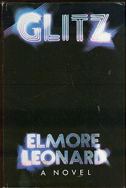 Glitz book jacket