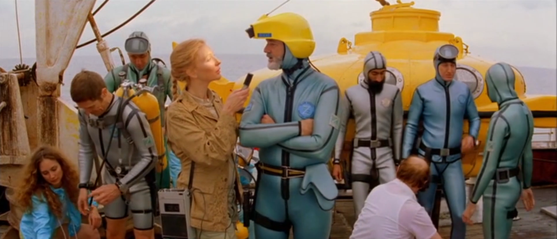 the wes anderson collection chapter the life aquatic the wes anderson collection chapter 4 the life aquatic steve zissou mzs roger ebert