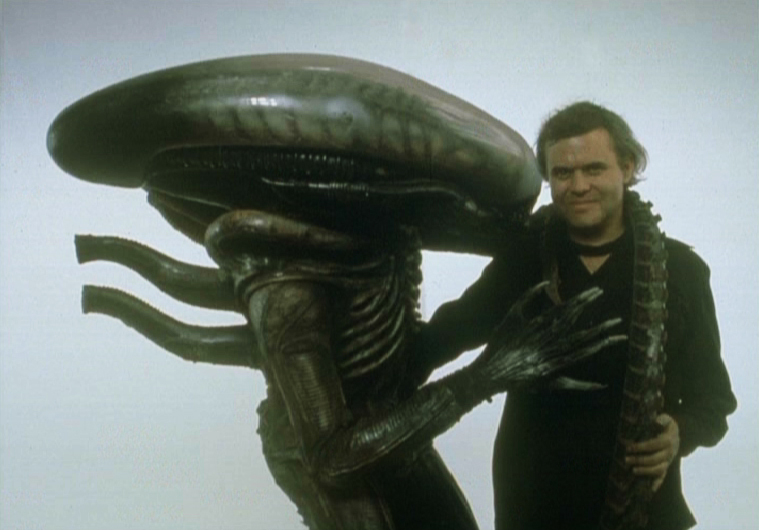 H R Giger 1940 2014 The Xenomorph S Father Mzs