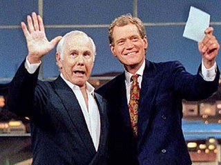 dletterman thumb 320x240 47335 Johnny Carson and Henry Bushkin