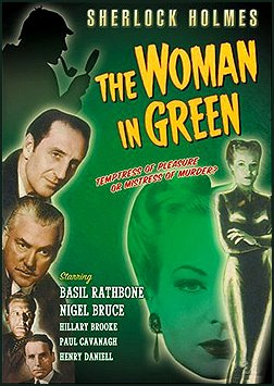 The Woman in Green (1945)