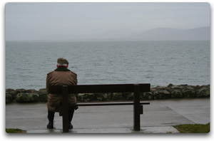 Loneliness is bad for our health. Call a friend, create some time to be together, live longer!