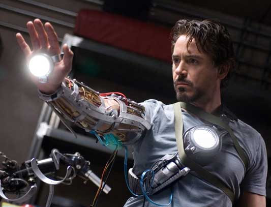Image result for iron man, robert