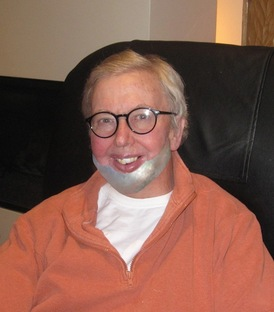 Photoshops by Marie HawsRoger Ebert Jaw Reconstruction