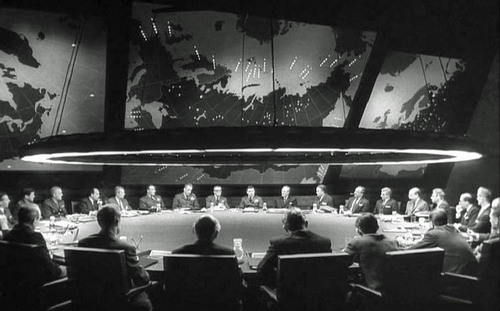 Dr. Strangelove's Big Board