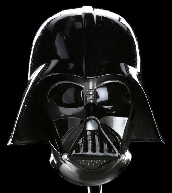 Primary 72721 darth vader promotional tour helmet 2