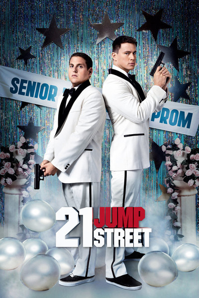 21 Jump Street Movie Poster