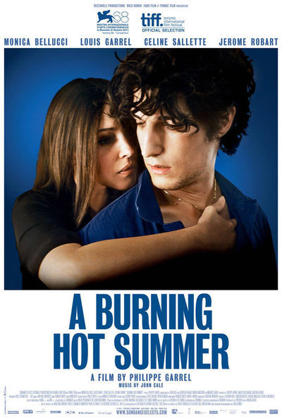 A Burning Hot Summer Movie Poster