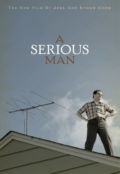 A Serious Man Movie Poster