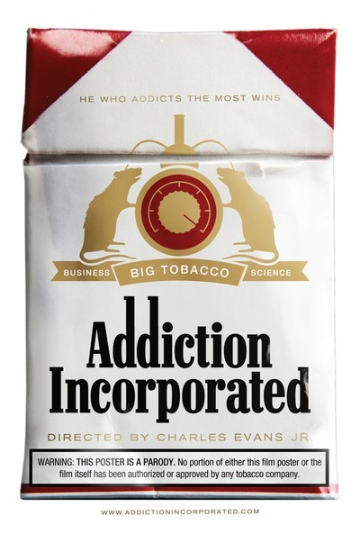 Addiction Incorporated Movie Poster