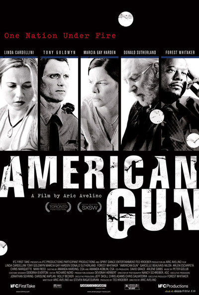 American Gun Movie Poster