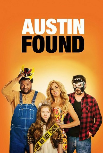 Austin Found Movie Poster