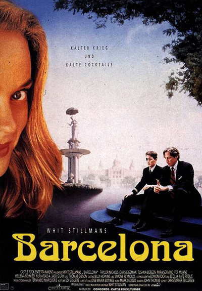 Barcelona Movie Poster