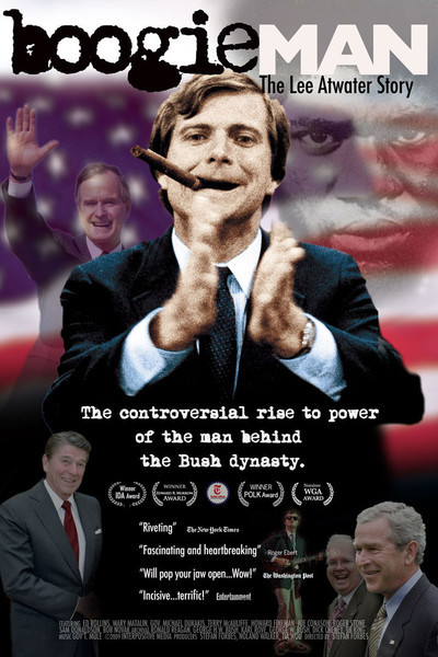 Boogie Man: The Lee Atwater Story Movie Poster