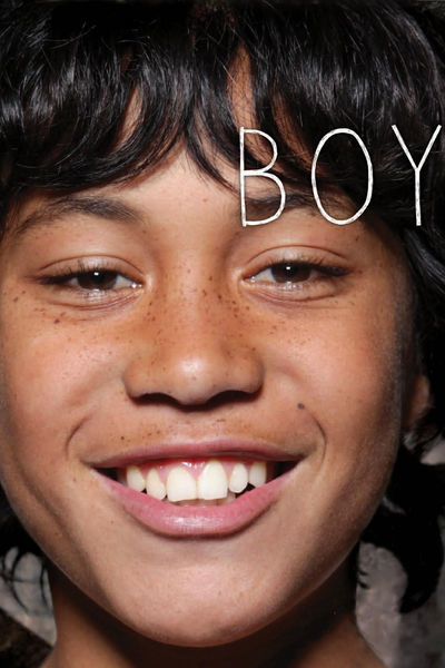 Boy Movie Poster
