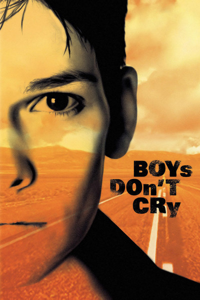 Boys Don&#x27;t Cry Movie Poster