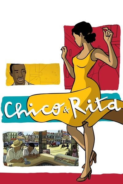 Chico and Rita Movie Poster