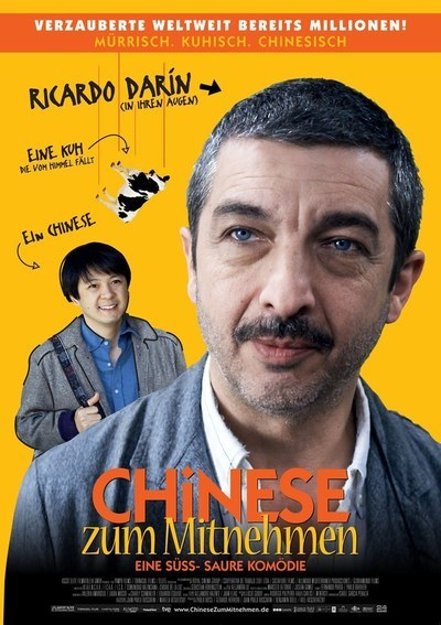 Chinese Take-Away Movie Poster