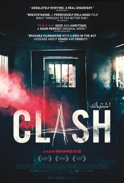 Clash Movie Poster