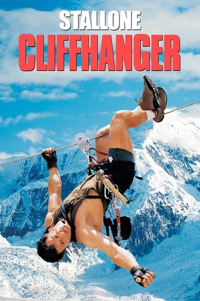 Cliffhanger Movie Poster