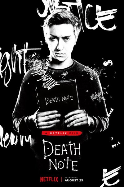 Death Note Movie Review  Film Summary   Roger Ebert