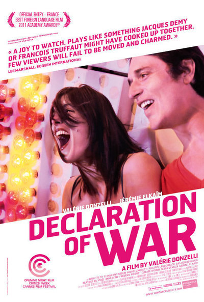 Declaration of War Movie Poster