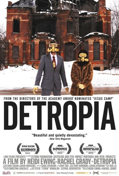 Detropia Movie Poster