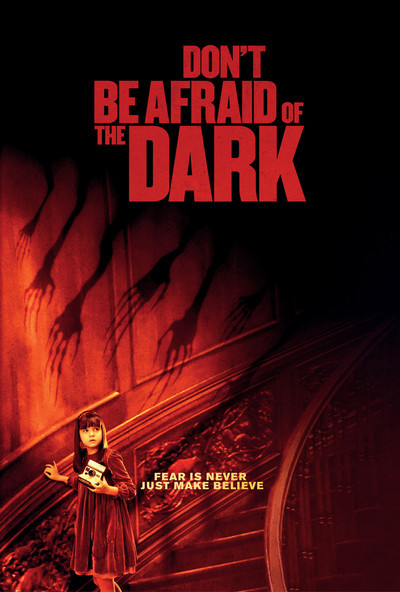 Don&#x27;t Be Afraid of the Dark Movie Poster