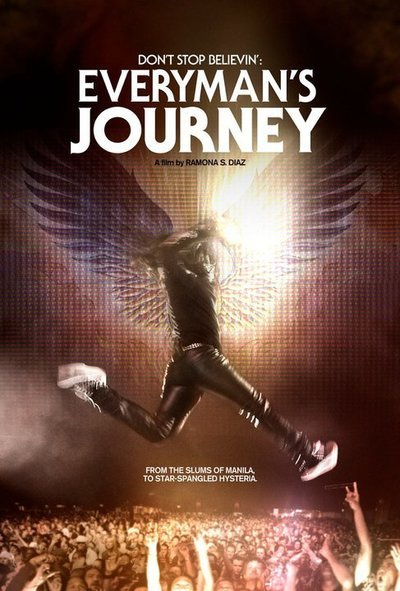 Don&#x27;t Stop Believing: Everyman&#x27;s Journey Movie Poster