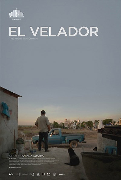 El Velador Movie Poster