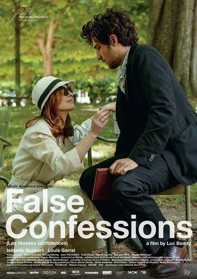 False Confessions Movie Poster