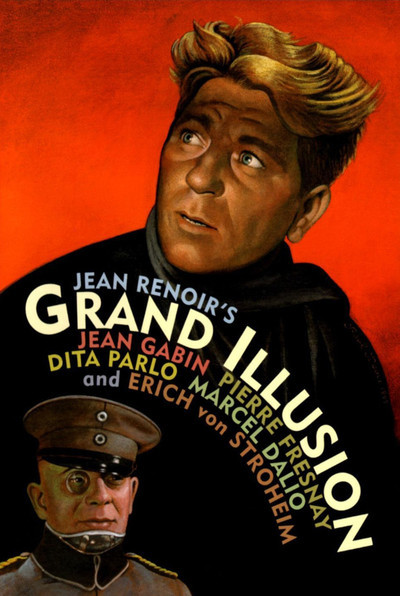 Grand Illusion Movie Poster