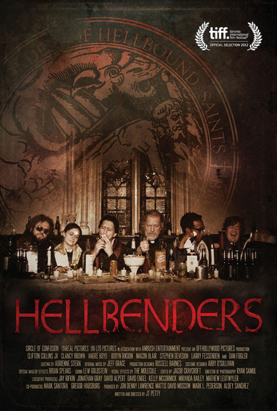 Hellbenders Movie Poster