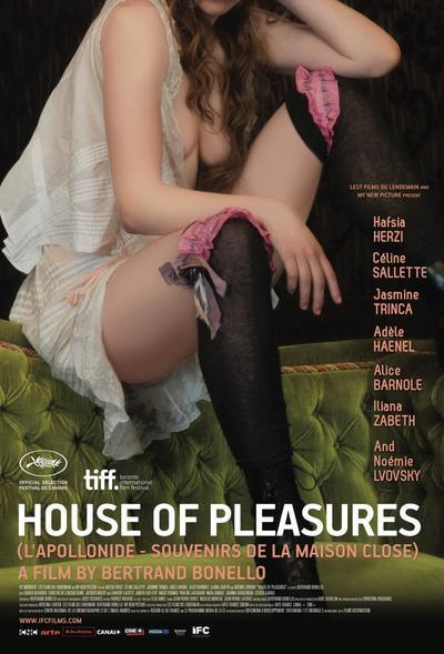 House of Pleasures Movie Poster