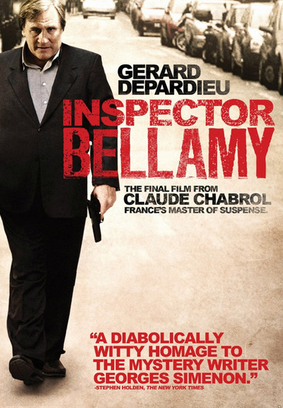 Inspector Bellamy Movie Poster