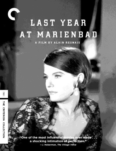 Last Year at Marienbad Movie Poster