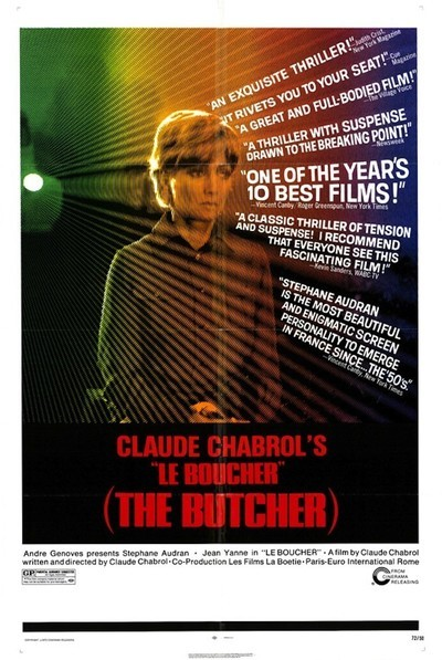 Le Boucher Movie Poster