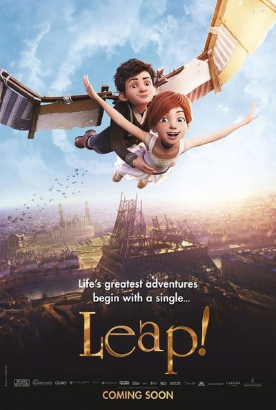 Leap! Movie Poster