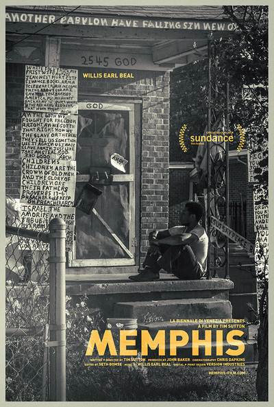 Memphis Movie Poster
