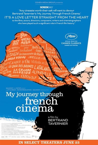 My Journey Through French Cinema Movie Poster