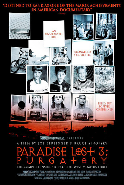 Paradise Lost 3: Purgatory Movie Poster