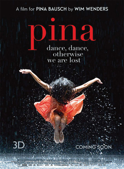 Pina Movie Poster