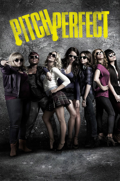 Pitch Perfect Movie Poster