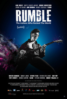 Widget rumble the indians who rocked the world poster 32065262332 o