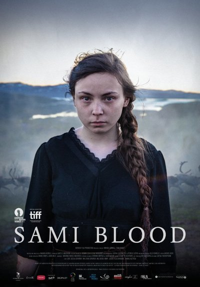 Sami Blood Movie Poster