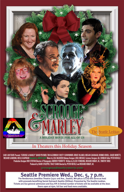 Scrooge &amp; Marley Movie Poster